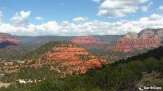 This image of Sedona, Arizona takes our breath away! See the red rocks with live webcam views http://www.earthcam.com/usa/arizona/sedona/redrock/