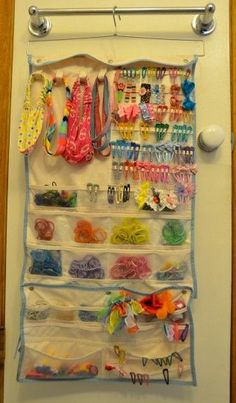 Organize It: Our Kid Hair Accessory Storage Solution  Intrepid Murmurings