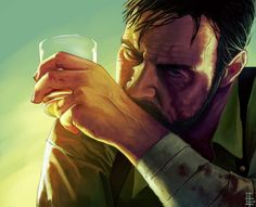 Max Payne by Mihawq on deviantART