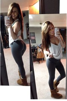 Do you do squats? They are great because there's so many ways to do them! Click to find out our Top 10 Squat Variations to build, sculpt, and lift your butt and give you the curves you want! #RippedNFit