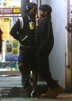 Rihanna & Asap Rocky / look like real love to me Outfit Essentials, Asap Rocky Rihanna, Asap Rocky Fashion, Lord Pretty Flacko, Rihanna Style, Rihanna Fashion, A$ap Rocky, Don Juan, Rihanna Fenty