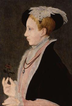 Edward VI of England -William Scrots ~1550