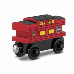 Thomas Wooden Railway - Musical Caboose at ToyStop