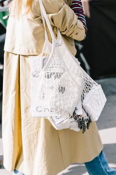 OOTD Fashion World - Fashion inspo and Trendy Outfits, Fashion Outfits, Womens Fashion, Miu Miu, Net Bag, String Bag, Vogue, Street Style, Louis Vuitton
