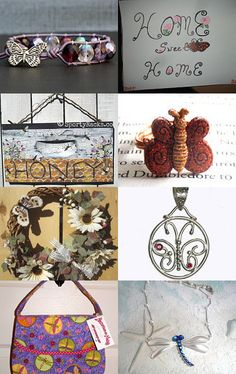 It's All About the Insects  by Melissa R on Etsy--Pinned with TreasuryPin.com