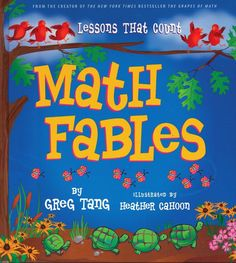 Greg Tang's unique vision of math focuses on intuition and understanding, not repetition and memorization. With a commonsense approach, students are encouraged to solve problems creatively, building both their confidence and skills to become good math students and effective problem solvers. Engaging and entertaining stories develop effective ways of communicating math through language and art. 32-40 pages, hardcover