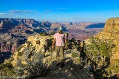 Grand Canyon, outubro 2014.