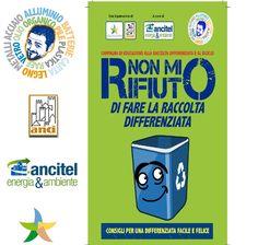 Ancitel presenta la campagna NONMIRIFIUTO destinata ai comuni