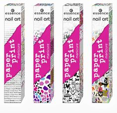 PREVIEW: essence nail art Fall / Winter 2013