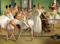 Serguei Zlenko - The Dance Class -