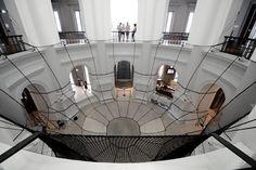 Atelier YokYok Installs A Soft Dome Inside The National Museum of Singapore