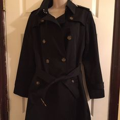 WOMENS TALBOTS TRENCH COAT Used a few times. No stains or tears. Good condition. Talbots Jackets & Coats Trench Coats