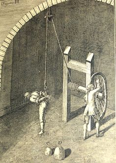 Medieval Torture Device used by so called Christians: The Catholic church against the Christian Cathars
