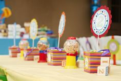 Sesame Street Birthday Party