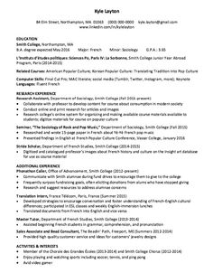 Stage Manager Resume Stage Manager Resume Template Sample  Httpresumesdesign