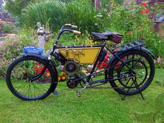 vintage motorbike of the day: the oldest norton in the world