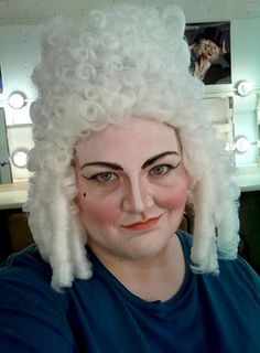 18th century stage makeup