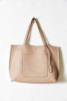a44088a5e993 Reversible Faux Leather Tote Bag