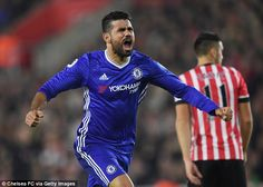 Diego Costa is at the heart of everything good about Chelsea once more after last season