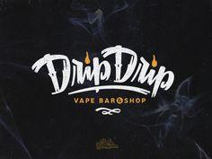DripDrip logo by Typemate