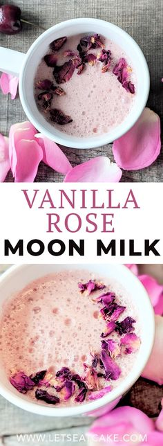 Have a glass of Moon Milk. It's the latest trend … Feeling stressed? Have a glass of Moon Milk. It's the latest trend but it's actually based on a centuries-old recipe. Yummy Drinks, Healthy Drinks, Yummy Food, Healthy Recipes, Refreshing Drinks, Healthy Nutrition, Delicious Recipes, Healthy Food, Healthy Eating