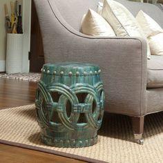 Emissary Zigzag Garden Stool U0026 Reviews | Wayfair | Sitting Room | Pinterest  | Stools, Sitting Rooms And Room