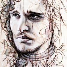 graffiti jon snow - Google Search