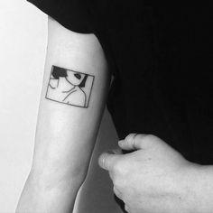 by Yi Stropky ( https://www.instagram.com/chinatown_stropky/ ) #Tattoo