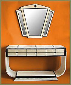 Art Deco Buffet, sideboard, console