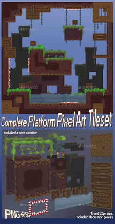 470 best Royalty Free Game Tilesets - Game Assets images on ...