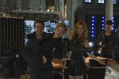 'Shadowhunters' 1×02 Set Photos 'The Descent Into Hell is Easy'