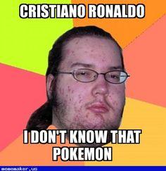 Cool Meme in http://mememaker.us: cristiano ronaldo
