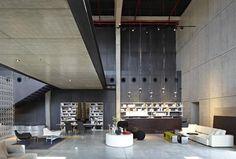 B Italia store by Pitsou Kedem Architects, Tel Aviv