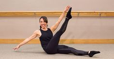 Barre is seriously awesome cross-training for runners