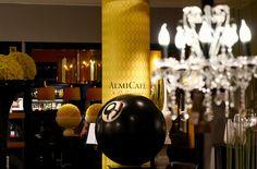 Restauracja Almi Cafe&Restaurant w Złotych Tarasach