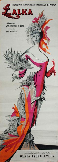 The Doll (Wojciech J. Has, 1968) Polish design by Jerzy Skarzynski