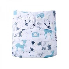 * Lovely animal pattern <br /> * Fit infants 3-15kg<br /> * Comfy and breathable<br /> * Diaper shell: 100% Polyester<br /> * Lining: Suede cloth<br /> * Machine wash, tumble dry<br /> * Include: 1 diaper<br /> * Imported
