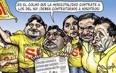 Carlincaturas 25-08-2014