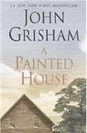 A Painted House by John Grisham. Really good book! He never lets us down.