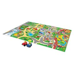 "Fisher-Price Wheelies Playmat - Longshore Limited - Toys ""R"" Us"