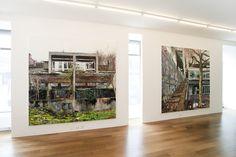 """Exposition """"Halen"""" à la Galerie Xippas de Genève du 3 mai au 27 juillet 2013 © Guillaume Collignon"""