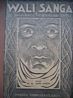 Online veilinghuis Catawiki: Indonesië  H.A. van Hien - Wali sanga - 1932