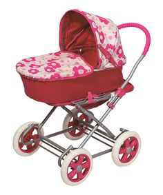 Look at this Doll Stroller on #zulily today!