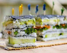 Sushi Napolean!