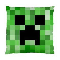 Creeper Throw Pillow $24.99