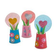 Easy Valentine Crafts, Valentine Gifts For Kids, Valentines Day Activities, Valentines For Kids, Valentine Preschool Party, Valentines Day Crafts For Preschoolers, Valentine's Day Crafts For Kids, Toddler Crafts, Classroom Crafts