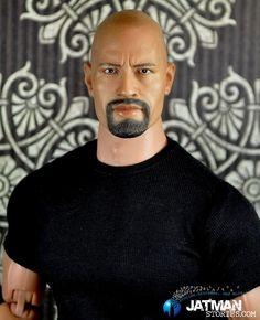 "Dwayne ""The Rock"" Johnson by JATMANStories.com"