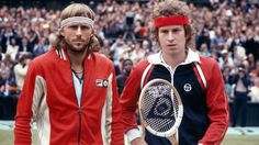 From Mr Ayrton Senna to Mr Björn Borg, meet the sporting icons who always aced it in retro sportswear