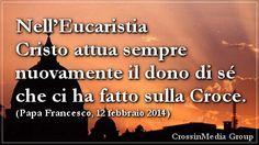 frasi eucaristia - Cerca con Google