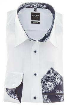 Prachtig overhemd van  Olymp.  7098.64-18V